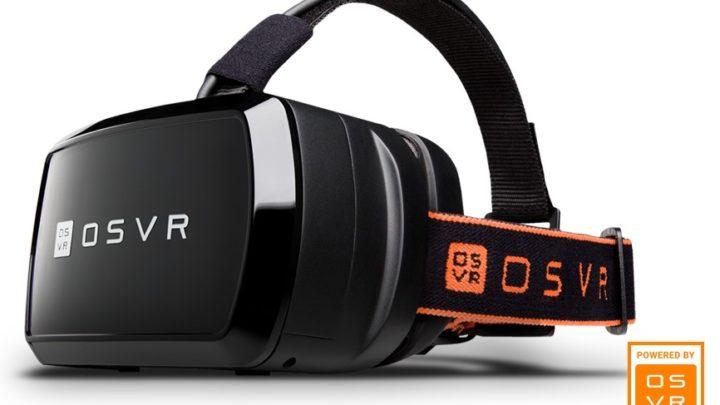 Das Virtual-Reality-Headset von Razor OS bleibt die günstigere Alternative