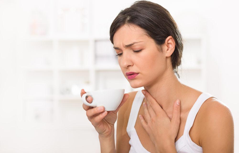 Mit diesen sieben kurzen Tipps werden Sie Halsschmerzen ganz schnell los